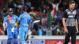 NZ vs IND 3rd T20I: रोहित शर्मा के लगातार दो छक्के, ऐसा था सुपर ओवर का रोमांच
