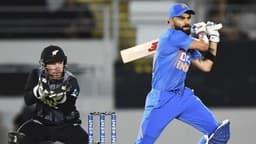 NZ v IND 3rd T20I: विराट कोहली ने छोड़ा धोनी को पीछे, अपने नाम किया खास रिकॉर्ड