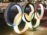 representative image - olympics rings  ap