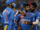 shardul thakur and other team members