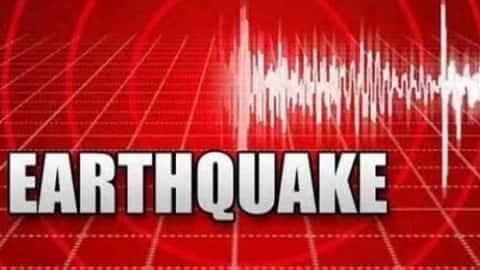 गुजरात और हिमाचल प्रदेश में भूकंप के झटके, राजकोट में 4.5, उना में 2.3 की तीव्रता से हिली धरती