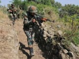 pakistan army targets forward posts and villages along loc
