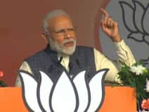 Delhi Assembly Election 2020 PM Narendra Modi speech in karkardooma rally.