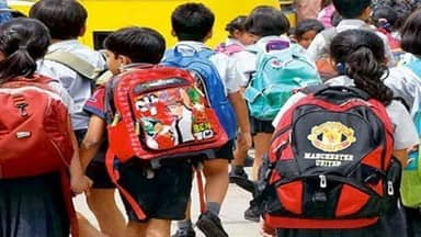 to reduce the burden of student bags the facility of locker will be available in govt schools in wes