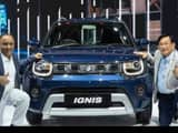 the new ignis at auto expo 2020
