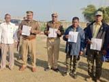 villagers aware of corona virus in lakhimpur
