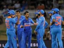 NZvIND: न्यूजीलैंड ने पांच विकेट से जीता मैच, भारत का सूपड़ा साफ