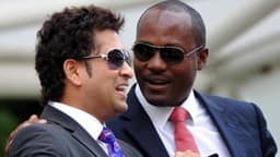 sachin tendulkar brian lara photo ht