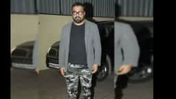 अनुराग कश्यप स्टाइलिश दिखने के चक्कर में कर गए Fashion Disaster, देखकर आप भी सोचेंगे 'यह कैसा लुक है!'