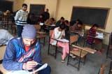 काशीपुर में 4748 परीक्षार्थियों ने परीक्षा दी