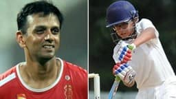 rahul dravid and samit dravid