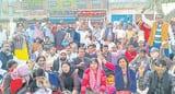 शिक्षकों की हड़ताल से सूने पड़े सीवान जिले में विद्या के मंदिर
