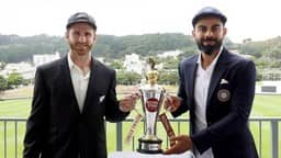 kane williamson and virat kohli