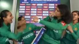 ICC Women's T20 World Cup 2020: आईसीसी ने शेयर किया पाकिस्तानी महिला क्रिकेट टीम का डांस वीडियो, फैन्स भड़के