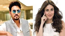 kareena kapoor want work with irrfan khan