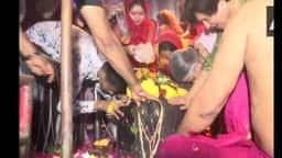 महाशिवरात्रि : ओंकारेश्वर में रात्रि में विश्राम करते हैं महादेव, उमड़ी श्रद्धालुओं की भीड़