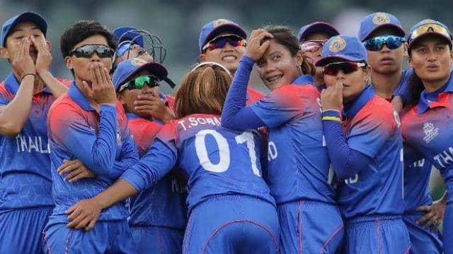 ICC Womens T20 World Cup: वेस्टइंडीज ने मैच जीता, थाईलैंड ने दिल- VIDEO