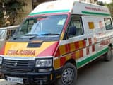 ambulance service crisis patients suffering