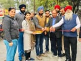 blood donation camp organized in bheera one beat blood bank