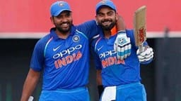 virat kohli rohit sharma  getty images