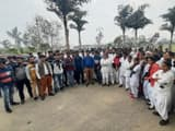 medical college workers on strike for non-payment of honorarium