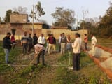 community toilets will be built in all gram panchayats of the district