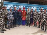 ssb rescues a woman being taken for human trafficking