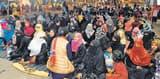मंसूरअली पार्क में बैठे 250 प्रदर्शनकारियों पर मुकदमा