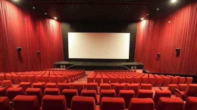 cinema hall closed