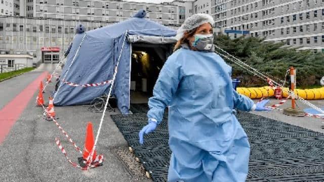 italy coronavirus death   ap