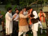 rebel madhya pradesh congress mlas joined bjp in the presence of bjp president jp nadda and jyotirad