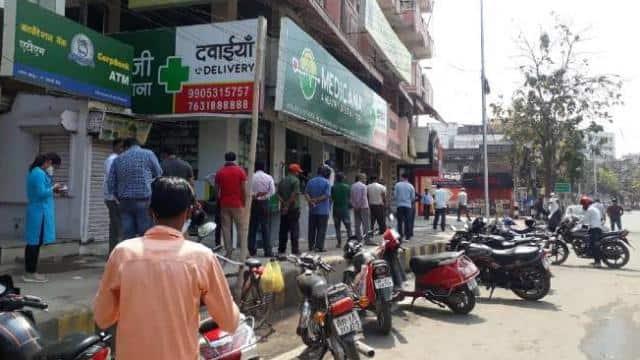 लॉक डाउन:  CM नीतीश ने की जनता से अपील, घर के अंदर रहें, पैनिक क्रियेट ना करें