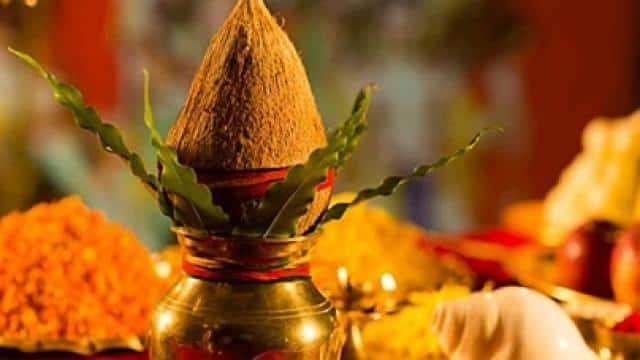 चैत्र नवरात्र: नाव पर आएगी मां दुर्गा, हाथी पर होगी विदाई