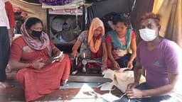this family of bareilly started the initiative  making saas-bahu free masks