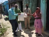 police and social organizations came forward to help the poor due to lockdown