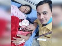 बेटी को जन्म देने के बाद बालीं नेहा खान, कहा-शुक्रिया हिन्दुस्तान