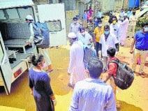 Corona Lockdown Nizamuddin Tablighi Jamaat Markaz