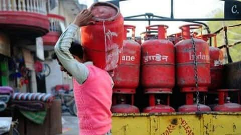 petroleum minister dharmendra pradhan initiative lpg cylinder delivery man will educate people about