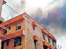 पटना मेडिकल कॉलेज की इमरजेंसी की ऊपरी मंजिल में लगी आग से मच गई अफरातफरी