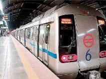 दिल्ली मेट्रो को चलाने की कवायद तेज, मेट्रो का ट्रायल रन हो गया शुरू