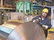 स्टील का दाम 4,500 रुपये प्रति टन तक बढ़ा