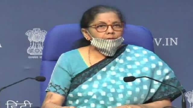 Finance Minister Nirmala Sitharaman Live: वित्त मंत्री निर्मला सीतारमण कर रही हैं ऐलान, गांव लौट रहे मजदूरों - Hindustan