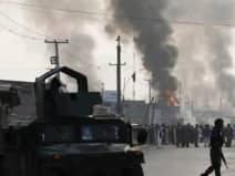 Afghanistan, suicide attack, Taliban