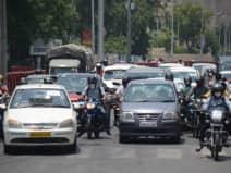 लॉकडाउन 4.0 में छूट के बाद सड़क पर निकले चार लाख से अधिक वाहन