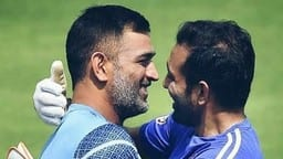 ms dhoni and robin uthappa  instagram