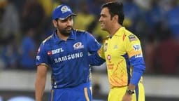 file image of rohit sharma and ms dhoni  afp
