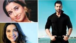 shahid kapoor john abraham deepika padukone and vidya balan bipasha basu  fame for music video befor