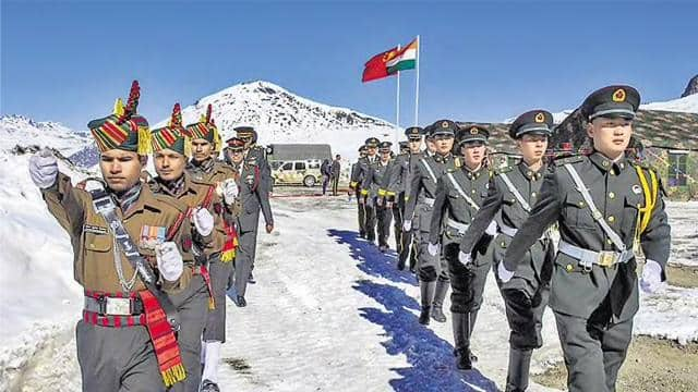 security agencies submitted detailed report to government of china tactics in ladakh