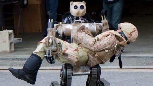 सिर्फ मशीन नहीं हैं अब रोबोट