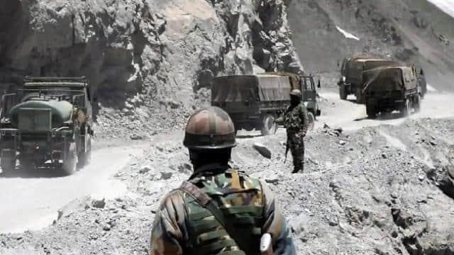 india china clash ladakh